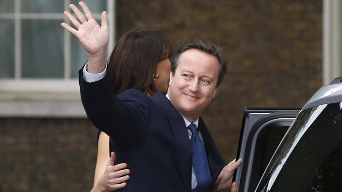 David Cameron Resigns As MP With Immediate Effect