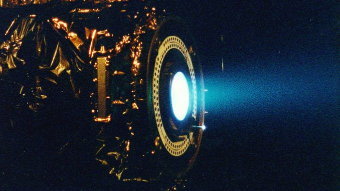 Impossible EM drive to be launched into space