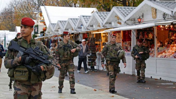 Reports from France indicate that the French military have been caught red-handed in the act of preparing an ISIS false flag terror attack on it's own citizens - and none of their excuses are making any sense.