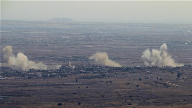 Syria Claims It Shot Down Israeli Warplane & Drone In Golan Heights