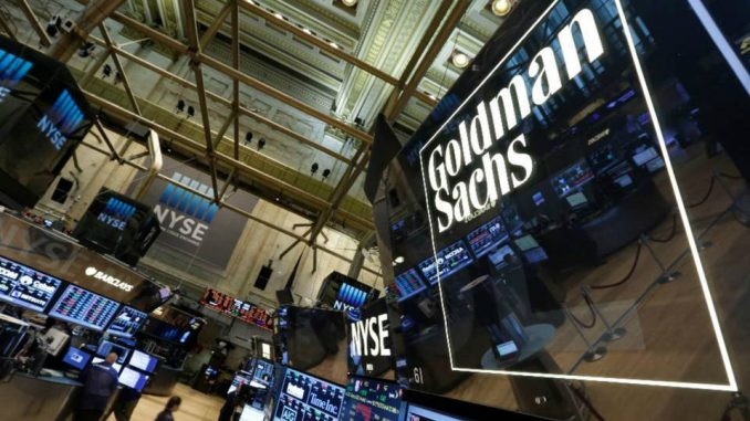 Goldman Sachs say they will fire any employee who supports Trump financially