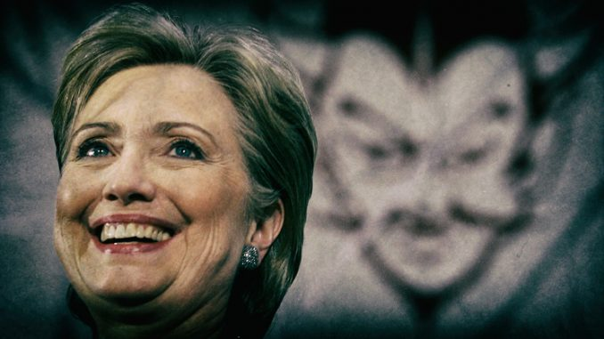 "Hillary Clinton is a ""high priest of the Illuminati"" according to Guccifer, the hacker who exposed Hillary's use of a private email server."