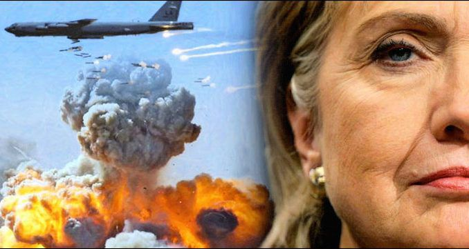 Jill Stein says Hillary will launch a nuclear war against Putin's Russia when elected President