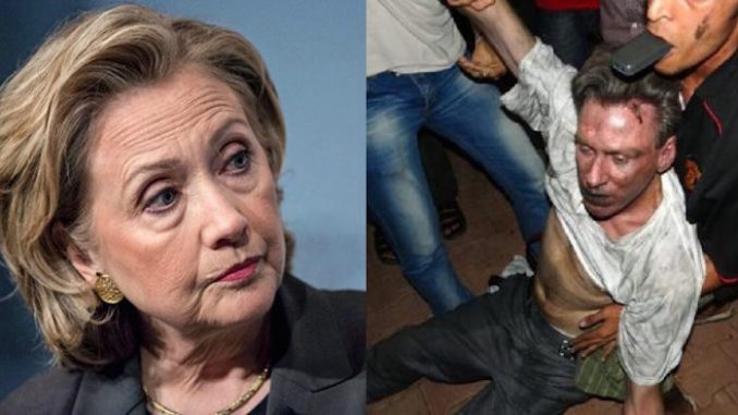 Hillary ordered the murder of Chris Stevens, leaked emails reveal