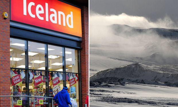 Iceland Is Considering Suing Iceland The Supermarket