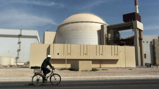 Iran To Start Building Two New Nuclear Plants With Russia