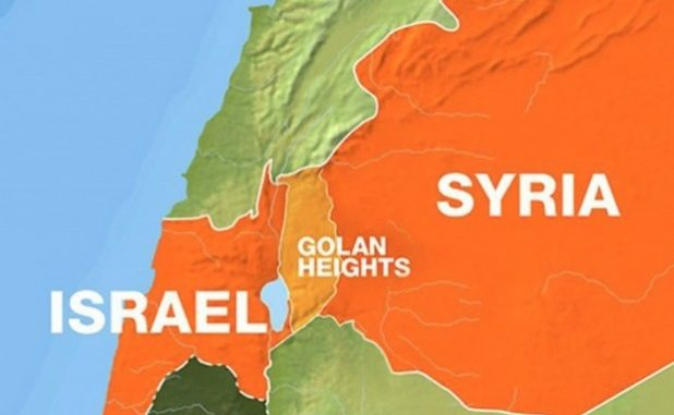 Israel Starts Demolition Of Homes In The Occupied Syrian Golan Heights