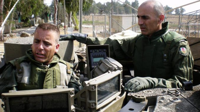 An Israeli army general says his real job was 'commander of occupation'