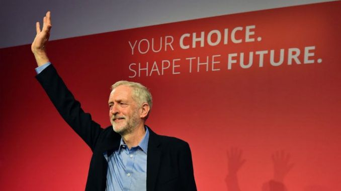 Jeremy Corbyn Re-Elected Leader Of The Labour Party