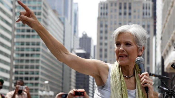 Jill Stein calls for a new investigation into the 9/11 attacks