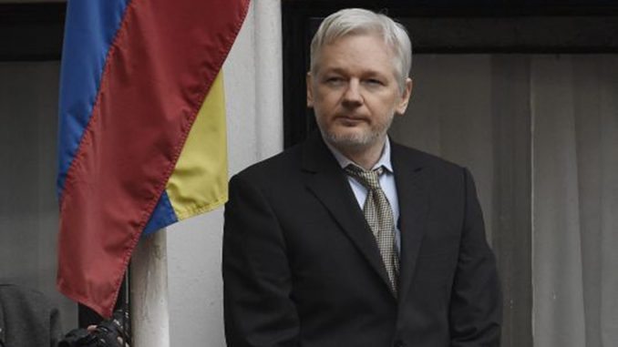Julian Assange offers to surrender in exchange for Chelsea Manning's release