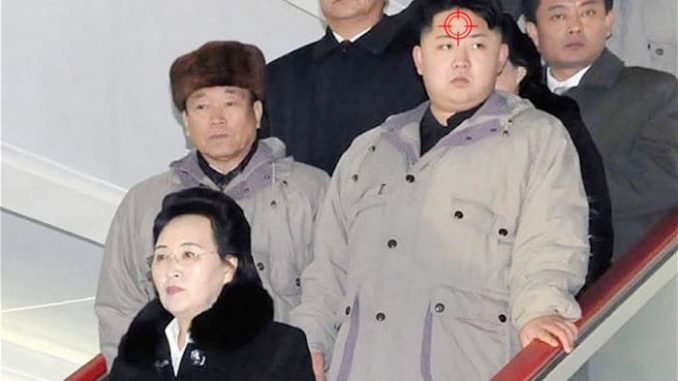 S. Korea say they haven't ruled out assassinating Kim Jong Un