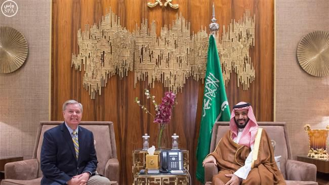 Sen. Lindsey Graham Supports Arms Sale To Saudi Arabia