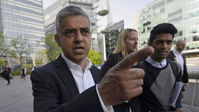 London Mayor vetoes Bexit, plans to introduce London immigration system