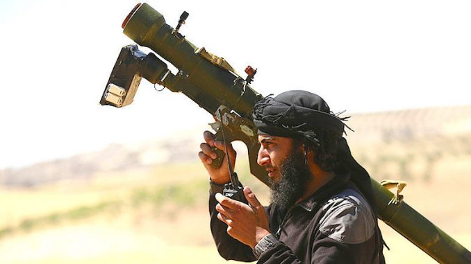 Gulf States Might Arm Syrian Rebels: US Officials