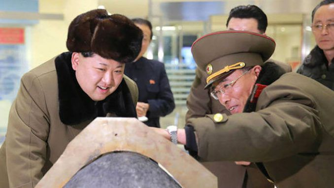 North Korea ready to produce 20 nuclear bombs by Christmas