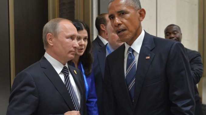 Putin and Obama fail to reach Syria agreement at G20 summit