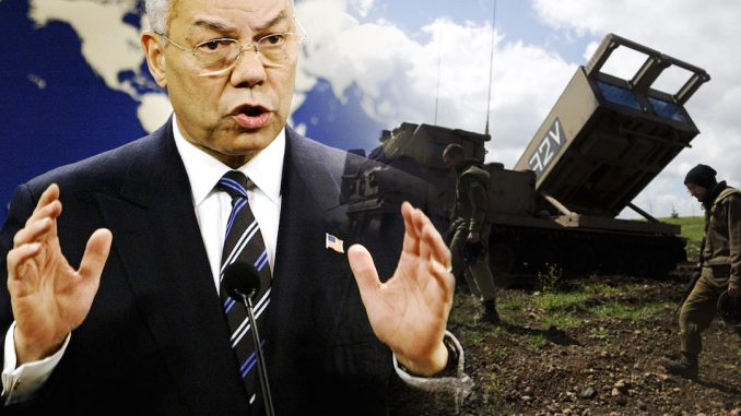 Powell emails show that Israel has 200 nukes pointed at Iran