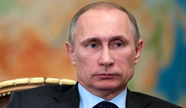 President Putin Says Terrorists Using Syria Ceasefire To Regroup