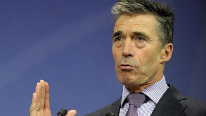 Former NATO Chief Calls On U.S. To 'Police The World'