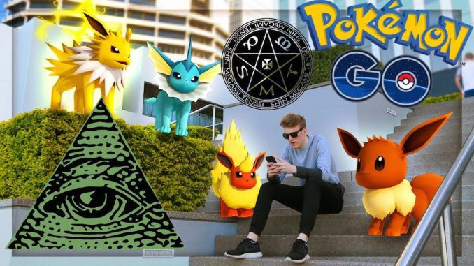 Russia arrest citizen for playing Pokemon Go