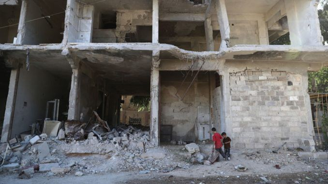 Russia Says US Failing To Fulfill Obligations Under Syria Ceasefire Deal