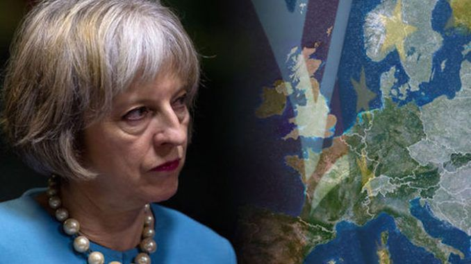 British PM Theresa May asks UN to deal with Europe's growing migrant crisis