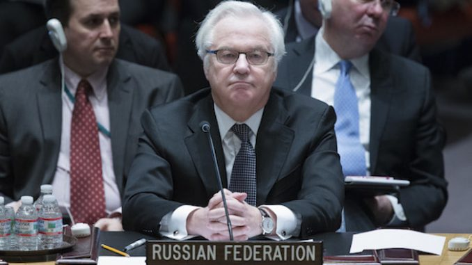 US ambassador demands that Russia is removed from UN security council