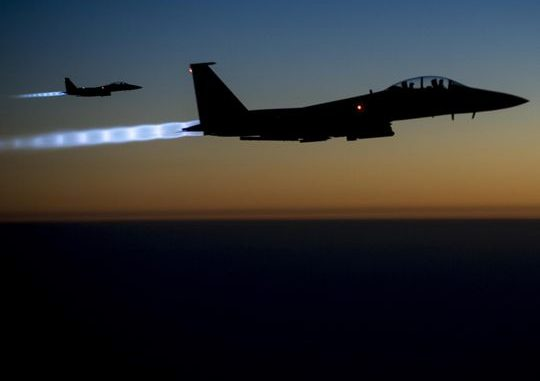 US Central Command Admit Bombing Syrian Army.. By Mistake