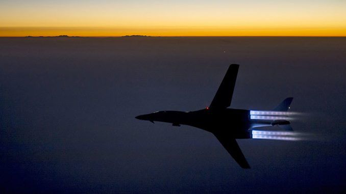 Syria: US-Led Coalition Jets Hit Syrian Government Positions