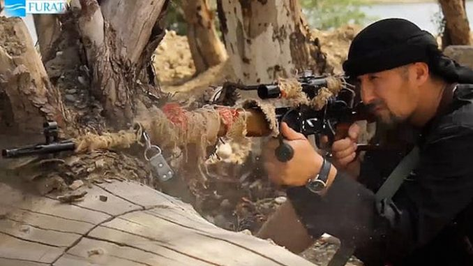 US special ops fighter exposed as leading ISIS in Iraq