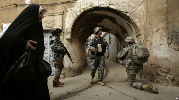US To Deploy 600 More Troops To Iraq Ahead Of Battle For Mosul