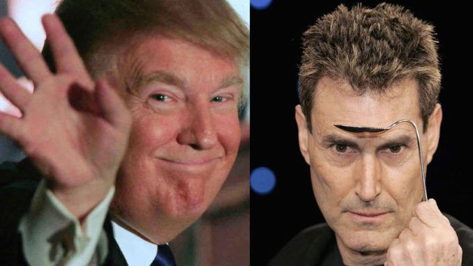 World famous psychic and illusionist Uri Geller has predicted Donald Trump will defeat Hillary Clinton and be the next President of the United States of America.