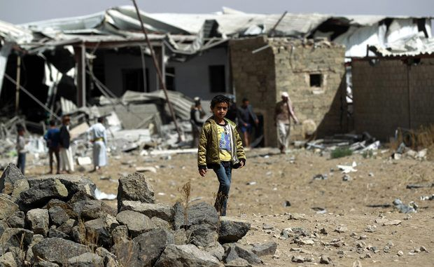 More Civilians Killed In Saudi Airstrikes In Yemen
