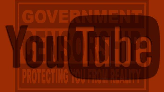 Youtube censor anti-government journalists