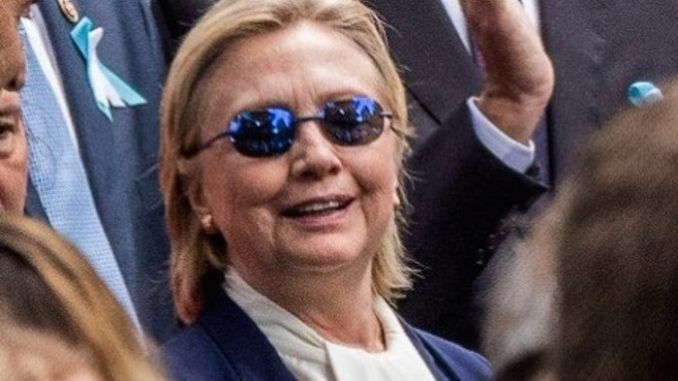 Alternative media vindicated as truth about Hillary's ill-health become mainstream