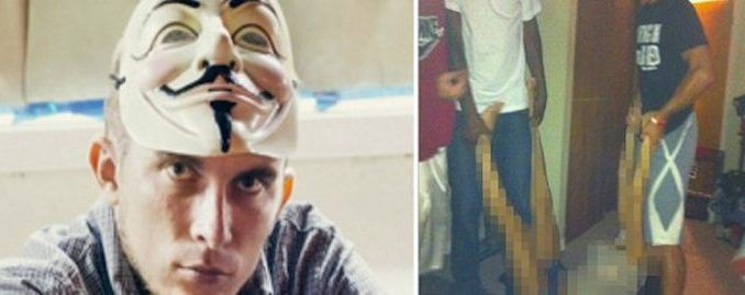 Anonymous hero given prison sentence for exposing rapists