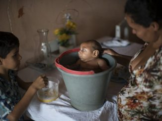 Doctors claim that the addition of a toxic pesticide to Brazil's drinking water is to blame for the increase in birth defects - not the Zika virus.
