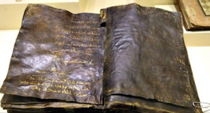 In the year 1611 the Bible was translated from Latin into English. Back then the Bible contained a total of 80 books and the last 14 books, which today have been excluded, made up the end of the Old Testament.