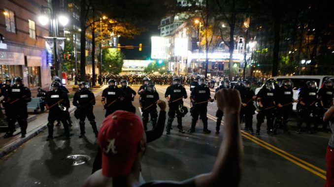 State Of Emergency Declared In Charlotte Following Violent Protests