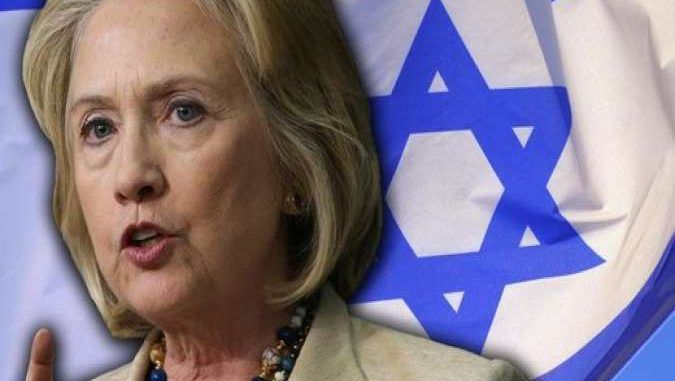 Clinton Warns That Israel That They Cannot Trust Trump
