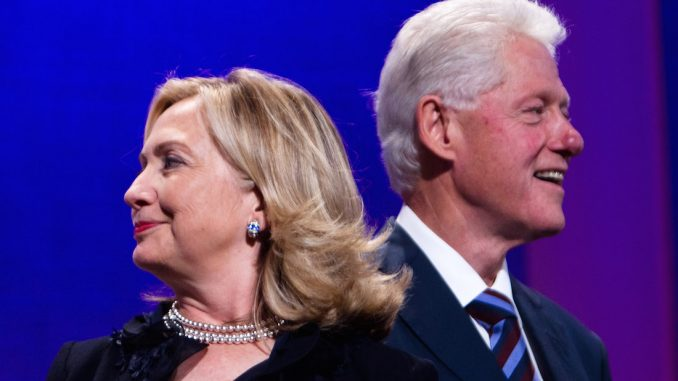 What percentage of Clinton Foundation money goes to real and actual charities?