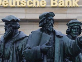 As Deutsche Bank shares continue to plummet economists are asking if this crash the big one?