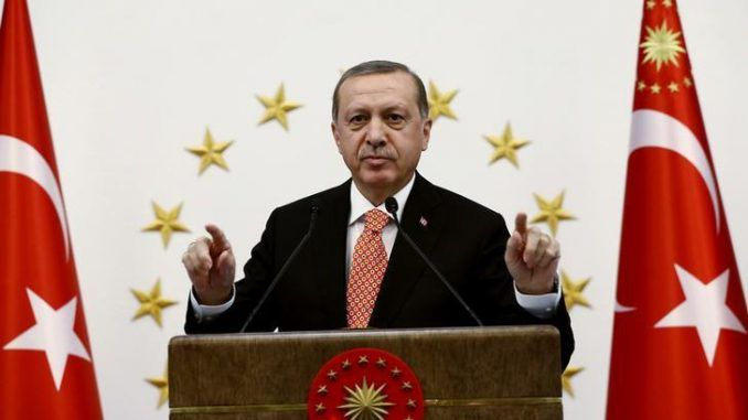 Erdogan Plans To Expand Turkeys Military Op In Syria