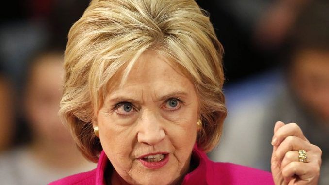 Clinton says she will use military force against Russian cyberattacks