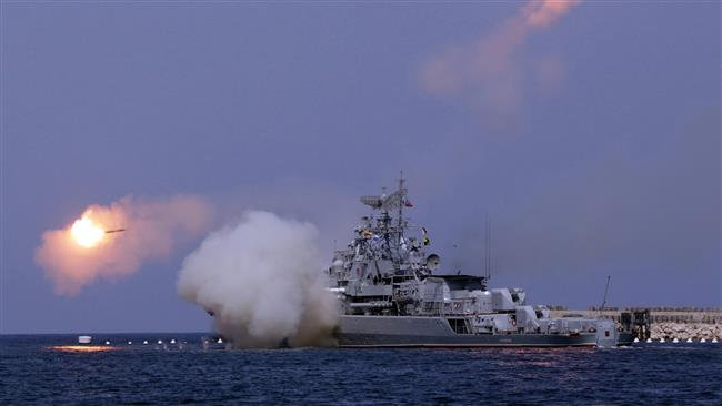 Russia Launches Large Scale Military Drills Around Crimea Peninsula