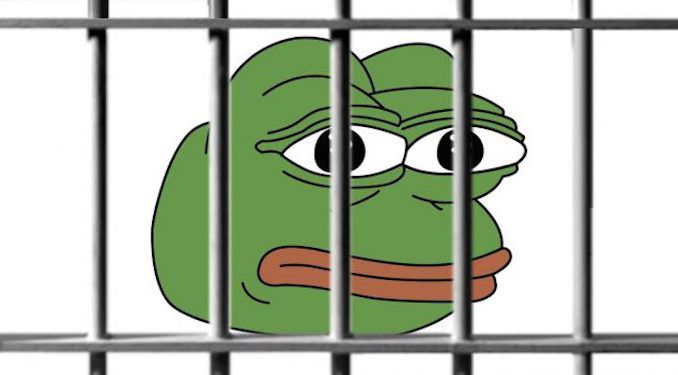 """The Anti-Defamation League officially declared """"Pepe the Frog"""" to be racist and anti-Semitic as it added the cartoon chatacter toits database of """"hate symbols"""" on Tuesday."""