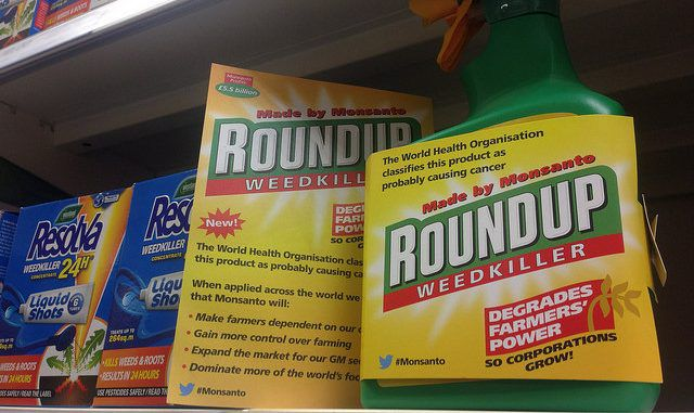 Italy Bans Monsanto's Roundup From Public Places