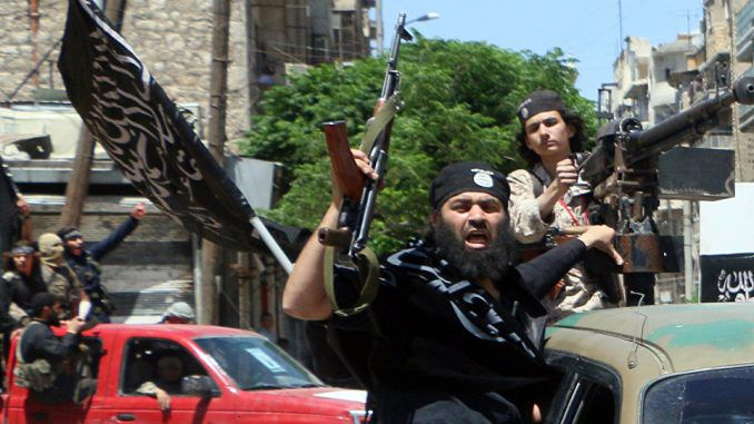 US Knows Weapons Sent To Syrian Rebels End Up With Terrorists