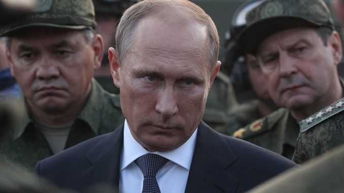 Russia claims that US has started World War 3 in Syria